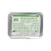 Suprasorb C / Супрасорб Ц - коллагеновая впитывающая повязка для поверхностных ран, 4x6 см