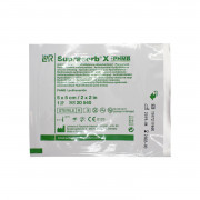 Suprasorb X PHMB / Супрасорб Х с ПГМБ - гидросбалансированная повязка для гнойных ран, 5x5 см