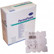 PermaFoam Cavity / ПемаФом Кавити - губчатая повязка для тампонирования глубоких ран, 10x10 см