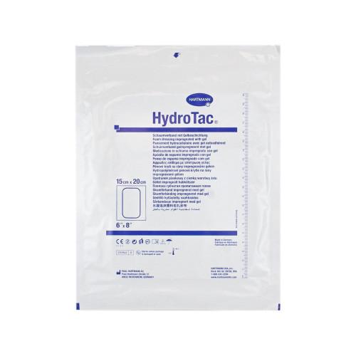 HydroTac / ГидроТак - губчатая повязка с гидрогелевым покрытием, 15x20 cм