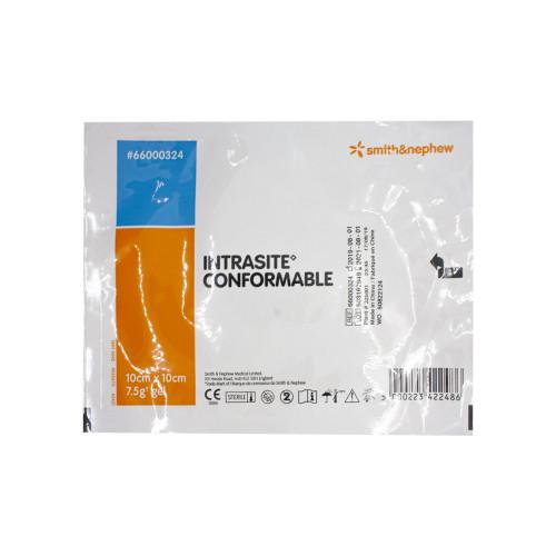 [недоступно] IntraSite Conformable / ИнтраСайт Конфомебл - моделируемая гидрогелевая повязка, 10x10 см