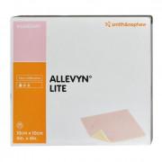 [недоступно] Allevyn Lite / Аллевин Лайт - полиуретановая неадгезивная губчатая повязка, 10x10 см