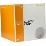 [недоступно] Allevyn Cavyty circular / Аллевин Кавити круглая - губчатая неадгезивная повязка, 5 см