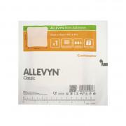 Allevyn Non Adhesive / Аллевин Неадгезив - губчатая неадгезивная повязка, 10x10 см