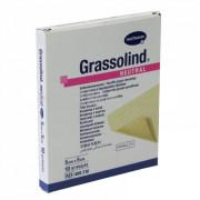[недоступно] Grassolind / Гразолинд - сетчатая покрывающая повязка, 5x5 см