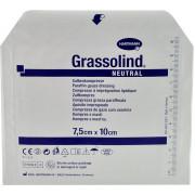 [недоступно] Grassolind / Гразолинд - сетчатая покрывающая повязка, 7,5x10 см