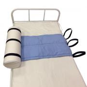 AF063 - бортики на кровать, мягкие, съемные, 90-120 см, на 1 сторону