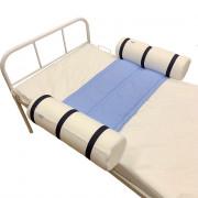 AF064 - бортики на кровать, мягкие, съемные, 90-120 см, на 2 стороны