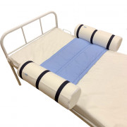 AF066 - бортики на кровать, мягкие, съемные, 140-160 см, на 2 стороны