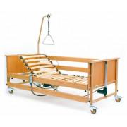 Economic II / Экономик II - кровать медицинская, функциональная, с электроприводом, с матрацем, деревянная