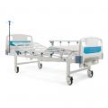 Barry MB2ps / Барри - кровать медицинская, функциональная, механическая, двухрычажная