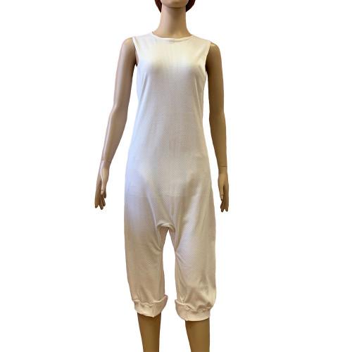 AF050 - боди для лежачих больных, без рукавов, 3XL