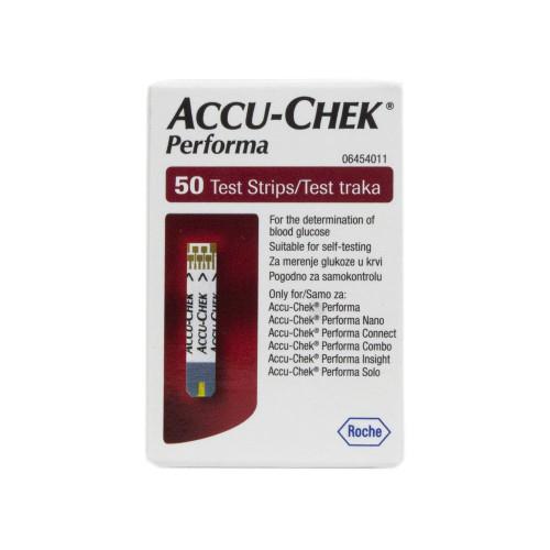 Accu-Chek Performa / Акку-Чек Перформа - тест-полоски, 50 шт.