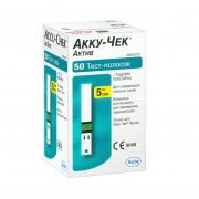 Accu-Chek Active / Акку-Чек Актив - тест-полоски, 50 шт.