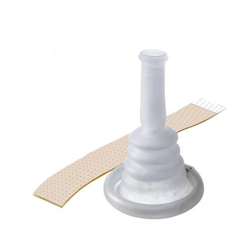 Conveen Security+ / Конвин Секьюрити+ - мочеприемник-уропрезерватив самоклеящийся, диаметр 21мм (5021)