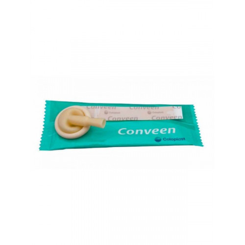 Conveen / Конвин - мочеприемник-уропрезерватив, с пластырем, диаметр 20 мм (5120)