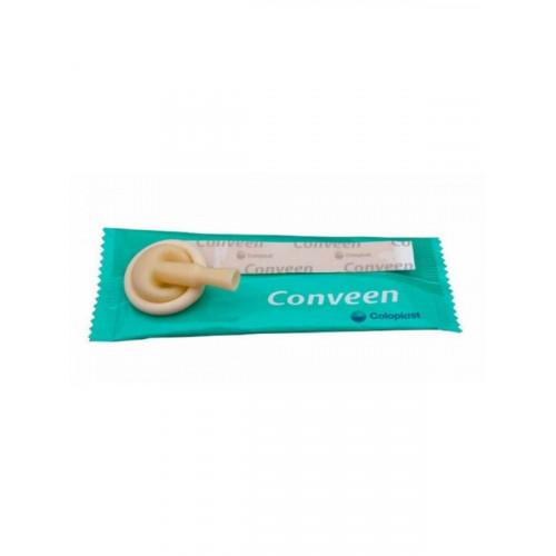 Conveen / Конвин - мочеприемник-уропрезерватив, с пластырем, диаметр 40 мм