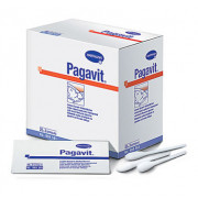 Pagavit / Пагавит - палочки с ватной головкой, пропитанные глицерином, 25x3 шт.