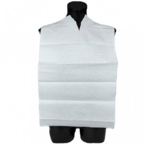 Abena / Абена - нагрудники трехслойные, с карманом, 38x60 см, 100 шт.