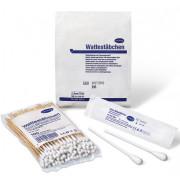 Wattestabchen / Ваттестабхен - палочки с маленькой ватной головкой, 100 шт.