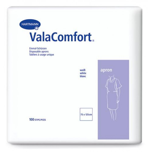 [недоступно] Vala Comfort Premium / Вала Комфорт Премиум - одноразовые фартуки, 140 см, 100 шт.