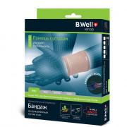 B.Well W-241 / Би Велл - бандаж на лучезапястный сустав, L, бежевый