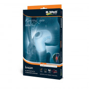 [недоступно] B.Well W-339 / Би Велл - бандаж на коленный сустав, усиленный, XL, серый