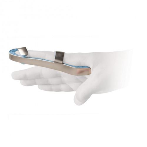 Ecoten / Экотен - ортез для фиксации пальца, металлический, S