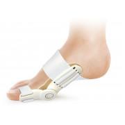 Ecoten / Экотен - бандаж для большого пальца стопы HV-02, универсальный, белый