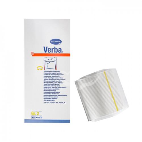 Verba / Верба - бандаж послеоперационный, №2, белый