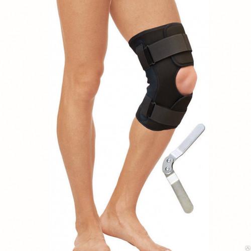 Trives / Тривес - бандаж на коленный сустав Т-8508, с шарнирами, L