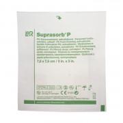 Suprasorb P / Супрасорб П - полиуретановая адгезивная губчатая повязка, 7,5x7,5 см