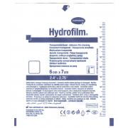 Hydrofilm / Гидрофилм - прозрачная самофиксирующаяся пленочная повязка, 6х7 см