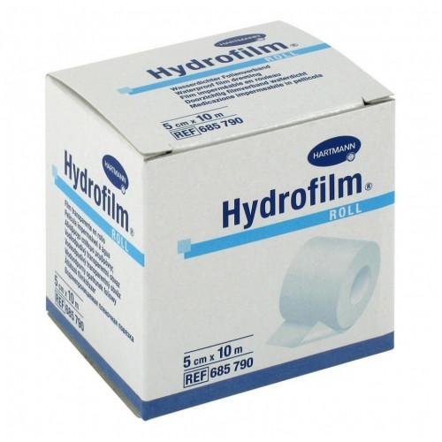 Hydrofilm Roll / Гидрофилм Ролл - фиксирующий пластырь из прозрачной пленки в рулоне, 5 cм x 10 м