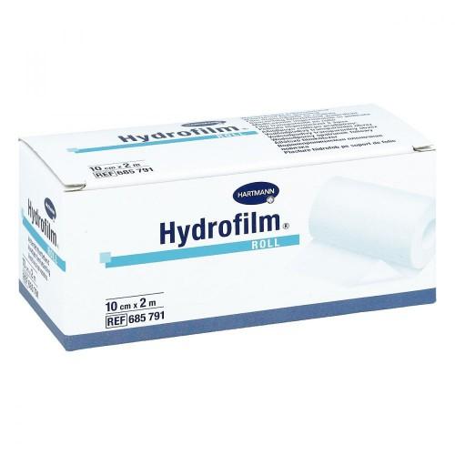 Hydrofilm Roll / Гидрофилм Ролл - фиксирующий пластырь из прозрачной пленки в рулоне, 10 cм x 2 м