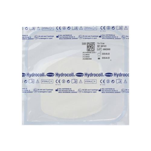 Hydrocoll / Гидроколл - гидроколлоидная повязка, 7,5х7,5 см