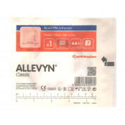 Allevyn Adhesive / Аллевин Адгезив - полиуретановая адгезивная губчатая повязка, 7,5x7,5 см
