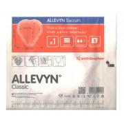 Allevyn Sacrum / Аллевин Сакрум – адгезивная повязка анатомической формы, 17x17 см