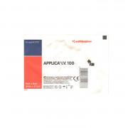 Applica I.V.100 / Апплика IV100 - пленочная повязка для фиксации катетеров, 6x8 см