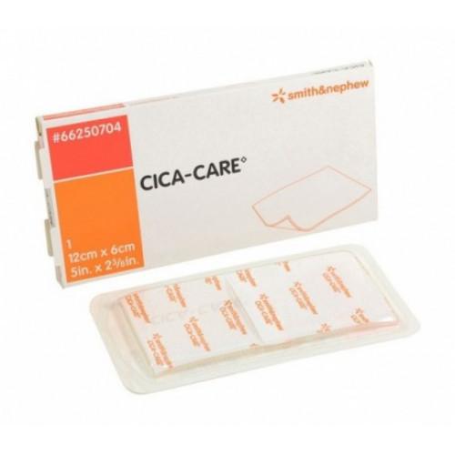 Cica-Care / Сика-Кейр - повязка гелевая, моделируемая, 6x12 см