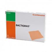 Bactigras / Бактиграс - марлевая повязка с хлоргексидина ацетатом, 10x10 см