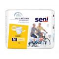 Seni Active Normal / Сени Актив Нормал - впитывающие трусы для взрослых, M, 10 шт.
