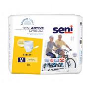 Seni Active Normal / Сени Актив Нормал - впитывающие трусы для взрослых, размер M, 10 шт.