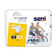 Seni Active Normal / Сени Актив Нормал - впитывающие трусы для взрослых, S, 10 шт.