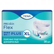 Tena Flex Plus / Тена Флекс Плюс - подгузники для взрослых с поясом, XL, 30 шт.