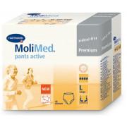 MoliMed Pants Active / МолиМед Пэнтс Актив - впитывающие трусы для женщин, L, 10 шт.