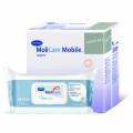 Набор: впитывающие трусы MoliCare Mobile Super, L, 14 шт. + салфетки MoliCare Skin, 50 шт.