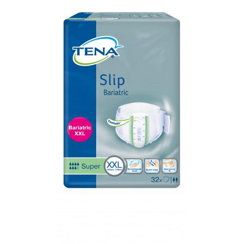 Tena Slip Bariatric Super / Тена Слип Бариатрик Супер - подгузники для взрослых, XXL, 32 шт.