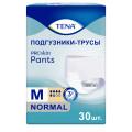 Tena Pants Normal / Тена Пантс Нормал - впитывающие трусы, M, 30 шт.