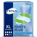 Tena Pants Plus / Тена Пантс Плюс - впитывающие трусы, XL, 12 шт.